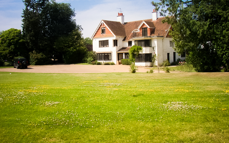 Merrieweathers country house for holidays