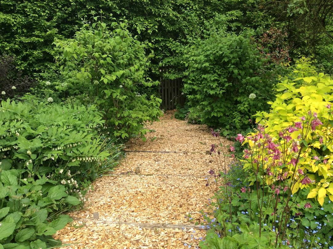 Borders at Merrieweathers Country House