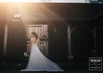 Stables bride image